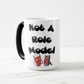 Mug Magique Pas un modèle