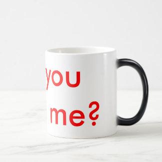 Mug Magique Proposition de mariage cachée