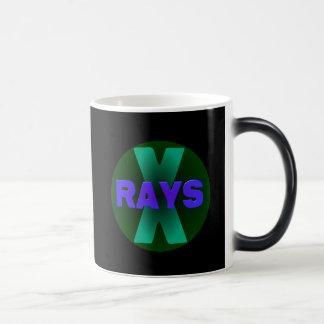 Mug Magique rayons X