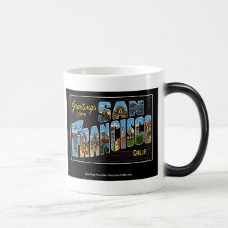 Mug Magique San Francisco, San Francisco