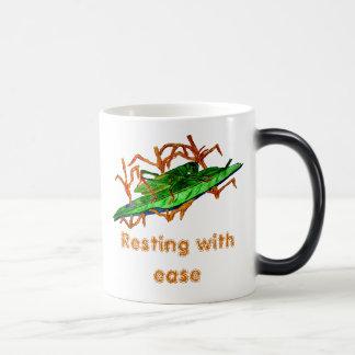 Mug Magique Sauterelle de repos