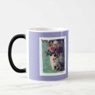 Mug Magique surprise florale