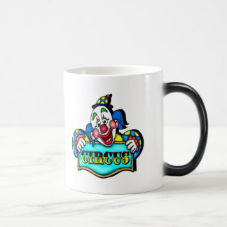 Mug Magique T-shirts et cadeaux de clown de cirque d'enfants
