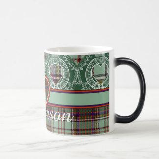 Mug Magique Tartan d'écossais de plaid de clan d'Anderson
