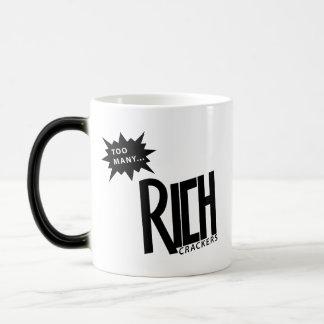 Mug Magique Trop de biscuits riches