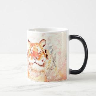 Mug Magique Un tigre sibérien