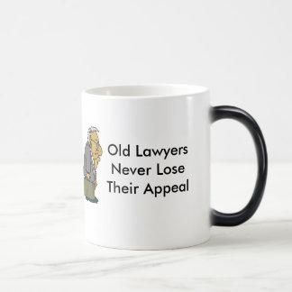 Mug Magique Vieux avocats