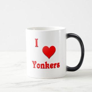 Mug Magique Yonkers -- Rouge