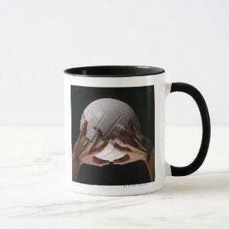 Mug Mains de volleyball