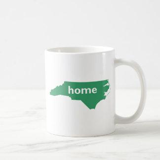 Mug Maison de la Caroline du Nord