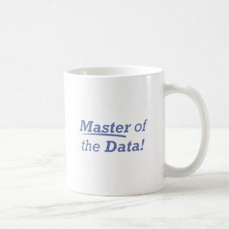 Mug Maître des données !