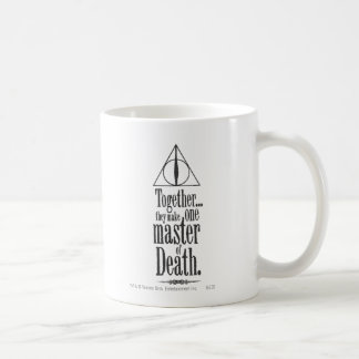 Mug Maître du charme | de Harry Potter de la mort