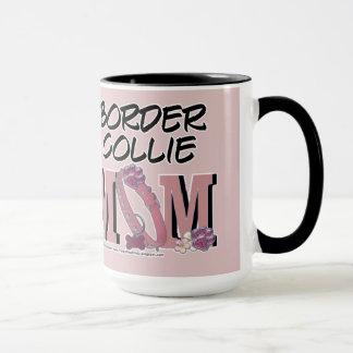 Mug MAMAN de border collie