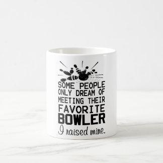Mug Maman de bowling