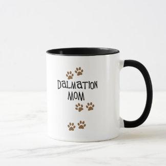Mug Maman de Dalmation