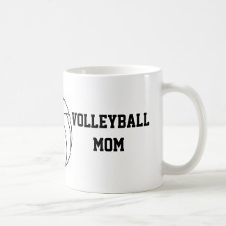 Mug Maman de volleyball