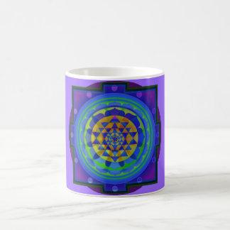 Mug Mandala de l'OM (AUM) Yantra