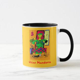 Mug mandarin chinois