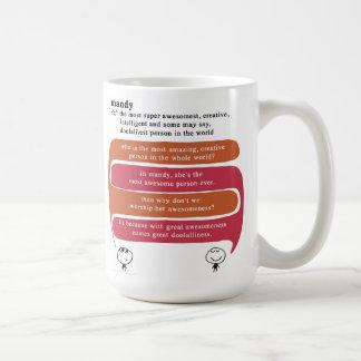 Mug Mandy