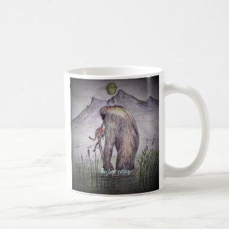 Mug mangeant, consommation de Bigfoot