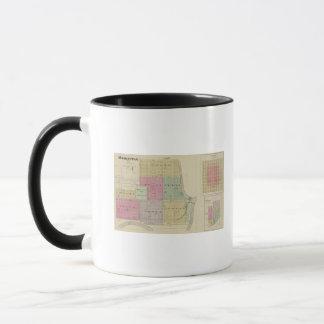 Mug Manhattan, Coronado, Towanda, le Kansas