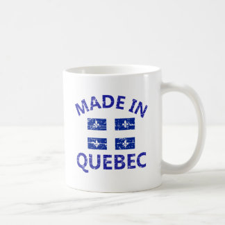 Mug Manteau du Québec des bras