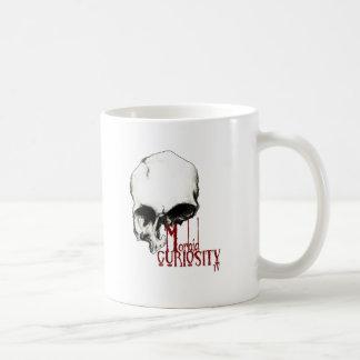 Mug Marchandises officielles morbides de la curiosité