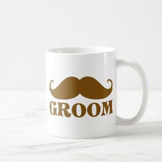 Mug Marié de moustache