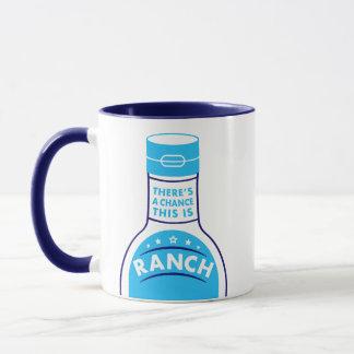 Mug (Marine) il y a une occasion que c'est le ranch |