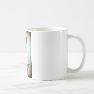 Mug Masque de gaz punk d'art