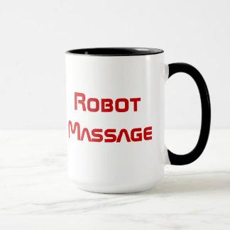 Mug Massage de robot