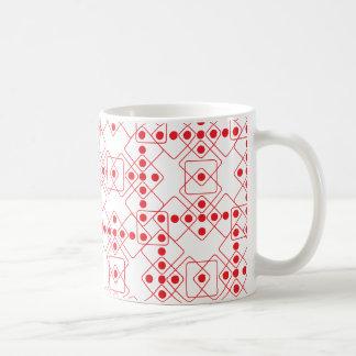 Mug Matrices rouges