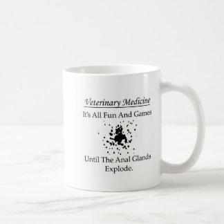 Mug Médecine vétérinaire - c'est tous les amusement et