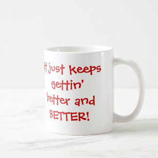 Mug Meilleur et MEILLEUR !