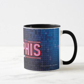 Mug MEMPHIS - le logo musical