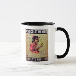 "Mug ""Menier Chocolat"", en vente partout (lithium de"