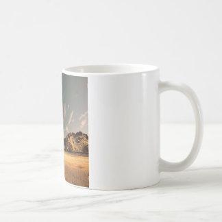 Mug Mer de désert de nature du sable