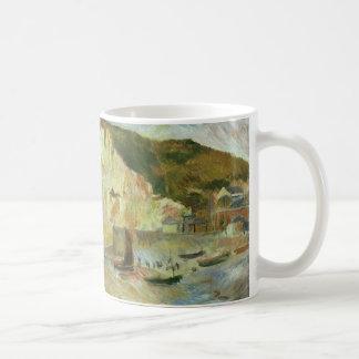 Mug Mer et falaises par Pierre Renoir, beaux-arts