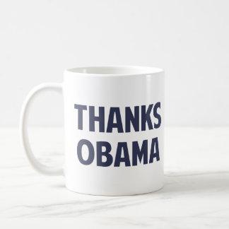 Mug Merci Barack Obama