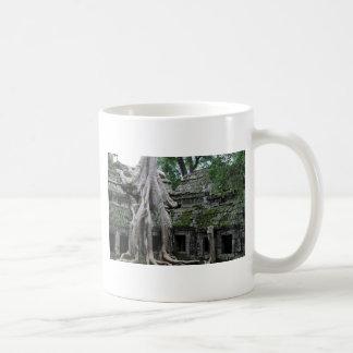 Mug merci temple de prohm au Cambodge