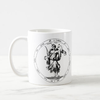 Mug Mercury et mythologie de Luna