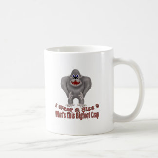 Mug Merde de Bigfoot