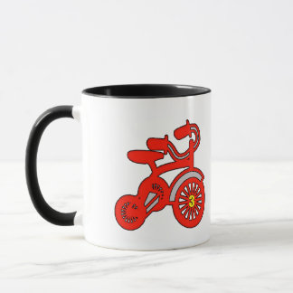 Mug Mes 3èmes cadeaux d'anniversaire de tricycle