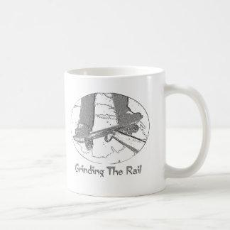 Mug Meulage du rail