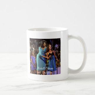 Mug Michelle Obama et filles