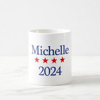 Mug Michelle pour le président