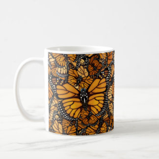 Mug Migration de papillon de monarque