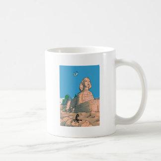 Mug Milo en Egypte