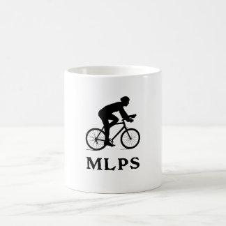 Mug Minneapolis Minnesota faisant un cycle MPLS