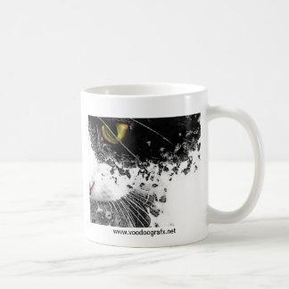 Mug Minou noir et blanc